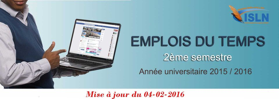 République Tunisienne Ministère de l'Enseignement Supérieur, de la Recherche Scientifique et des Technologies de l'Information et de la Communication Université de Carthage
