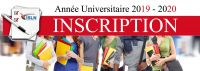 Avis inscription universitaire A.U:2019-2020